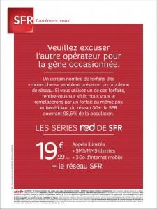 SFR pour Free